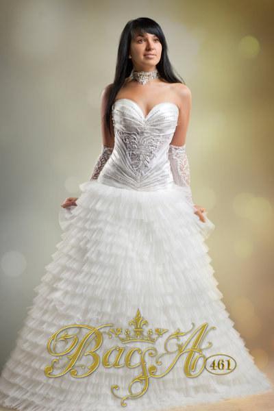 Свадебное платье Модель 461