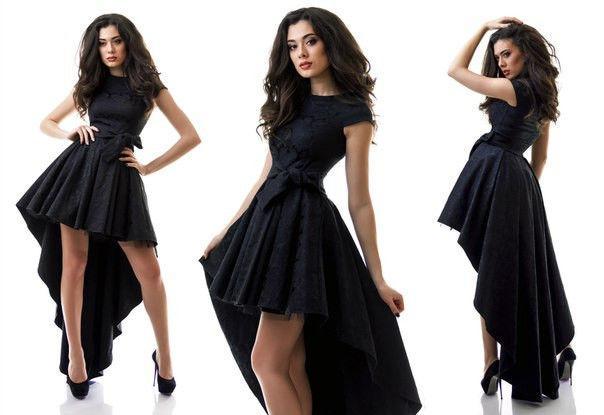 Платье женское нарядное в расцветках 8437
