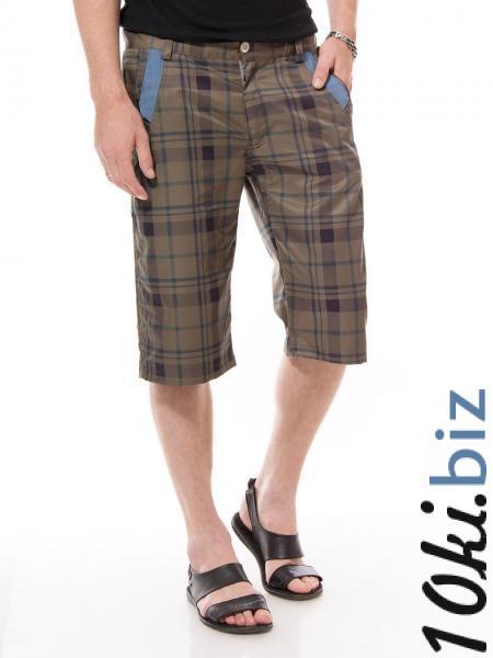 Шорты мужские - Капри бриджи шорты мужские в магазине Одессы