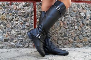 Фото Обувь Украина - производство 3-7 дней, ›Сапоги осень-зима 2016 производство 3-7 дней САПОЖКИ ЗИМА АРТ С1-512