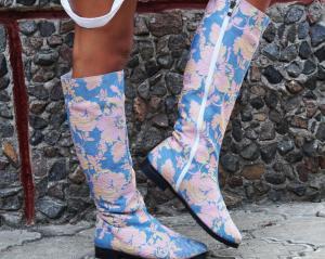 Фото Обувь Украина - производство 3-7 дней, ›Сапоги осень-зима 2016 производство 3-7 дней САПОЖКИ ЗИМА АРТ С1-509