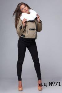 Фото Куртки женские КУРТКА ЖЕНСКАЯ АРТ ― АТ15107-88