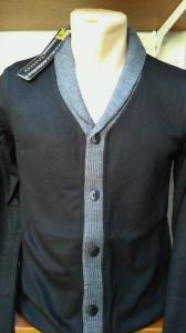 Фото Одежда для наших мужчин, Свитеры и кардиганы мужские КОФТА МУЖСКАЯ АРТ 26765-193