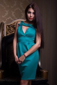 Фото Платья, Вечерние платья Вечернее платье на бретельках