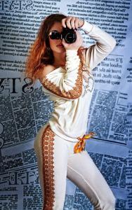 Фото Спортивные костюмы Женские спортивный костюм велюр коттон с кружевом