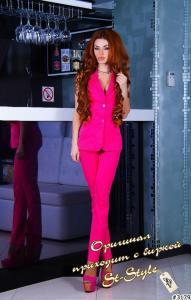 Фото Костюмы и комплекты, Офисные и деловые костюмы Костюм женский классический