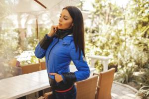 Фото Куртки, Дутые и стеганые куртки Женская куртка Moncler