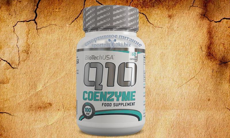 Coenzyme Q10 100 mg 60 capsules