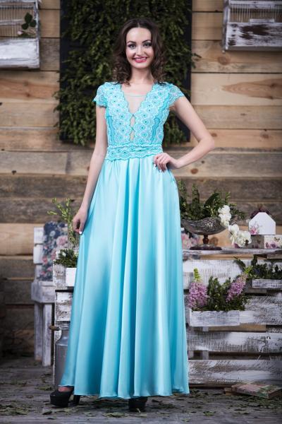 Нарядное платье 5099