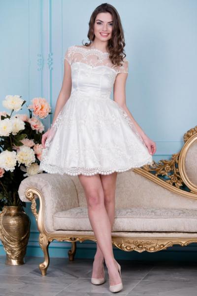 Элегантное нарядное платье 6005
