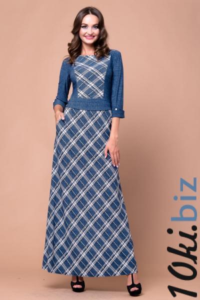 Длинное теплое платье 5212 - Платья с рукавами, теплые платья в магазине Одессы