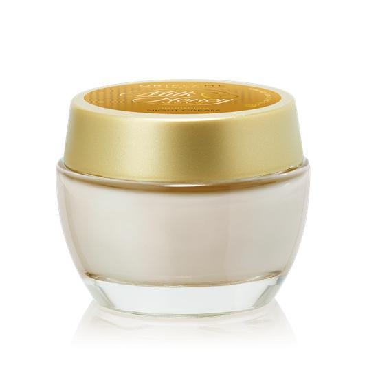 Питательный ночной крем «Молоко и мед – Золотая серия» 32543