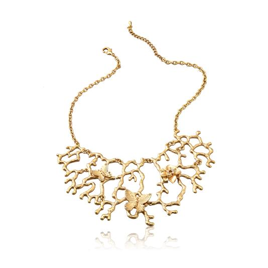 Ожерелье «Таинственный сад»