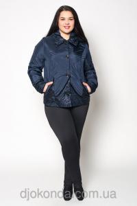 Фото Женская одежда для пышных дам 48+, Куртки женские больших размеров 48+ Куртка с узорами Helix