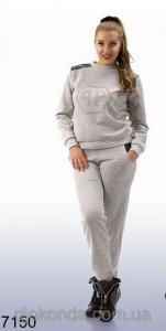 Фото Женская одежда для пышных дам 48+, Спортивные костюмы больших размеров 48+ Спортивный костюм с логотипом