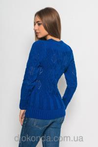 Фото Кардиганы и кофты женские Яркий молодежный свитер Marko