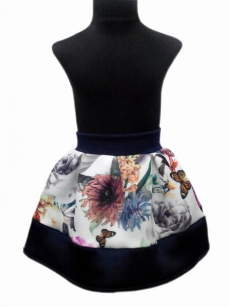 Детская юбка из неопрена р. 98-116