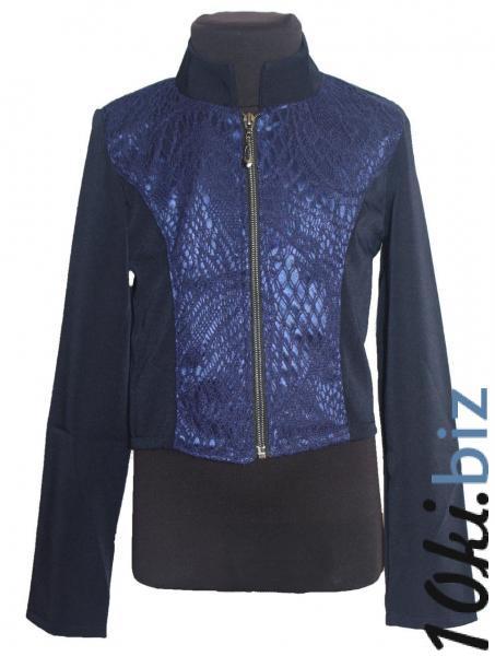 Классический пиджак на змейке Пиджаки детские для девочек на Электронном рынке Украины