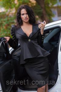 Фото КУРТКИ, Пиджаки, верхняя одежда и др., Пиджаки женские Пиджак 567 (ГЛ)