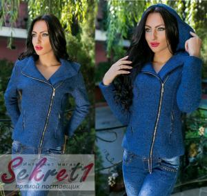 Фото КУРТКИ, Пиджаки, верхняя одежда и др., Куртки женские Куртка 763 (ГЛ)
