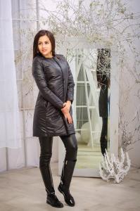 Фото КУРТКИ, Пиджаки, верхняя одежда и др., Куртки женские Куртка пальто 1487 ИРМ синтипон