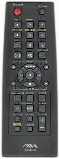 AIWA RM-Z20018