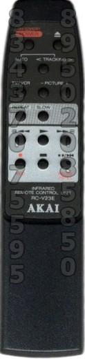 AKAI RC-V23E
