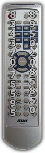 BBK DW9952K, BBK DW9955K