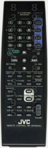 JVC RM-SRX6020J