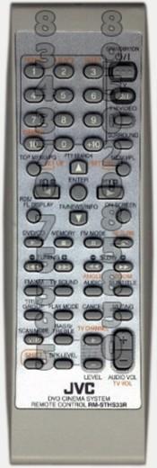 JVC RM-STHS33R