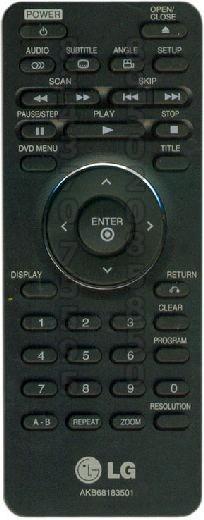 LG AKB68183501