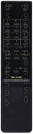SHARP G0817PE