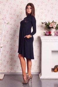 Фото ОДЕЖДА НАЧИНАЯ С 50 РАЗМЕРА, Платья и туники батал Платье Chanel батал (АЛО)