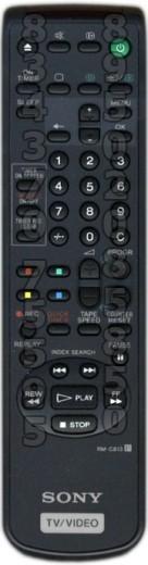 SONY RM-C813
