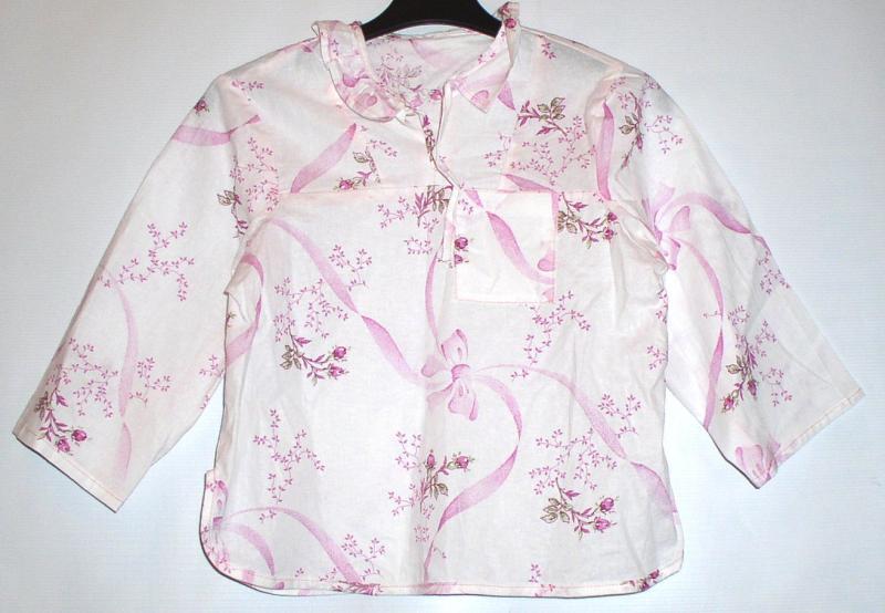 Пижама детская: кофточка + штаники *3540