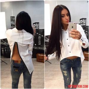 Фото Рубашки женские Рубашка BB323