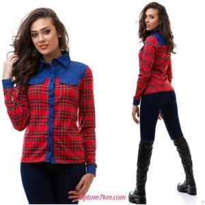 Фото Рубашки женские Рубашка IK1714