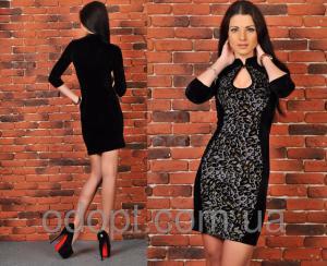Фото Одежда женская оптом, Платья женские 2016 Женское платье (42-48 р-р.)
