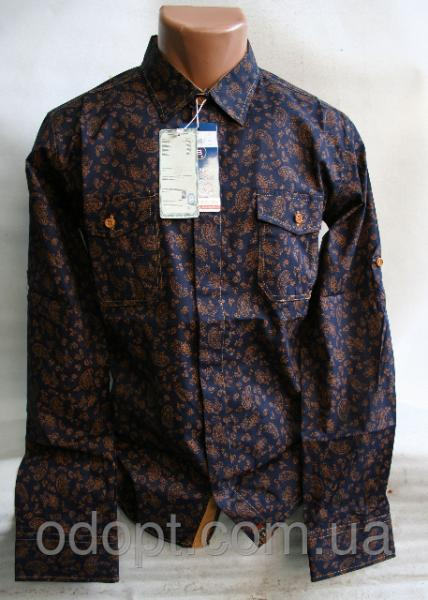 Рубашка мужская (44-50 р-р.)