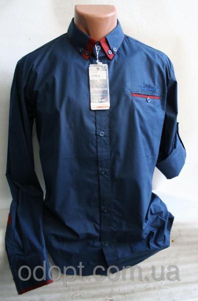 Рубашка мужская (4 цвета; 44-50 р-р.)