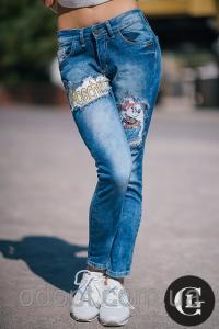 Фото Одежда женская оптом, Джинсы женские Женские джинсы (26-31 р-р)
