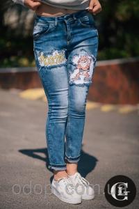Фото Одежда женская оптом, Джинсы женские Женские джинсы