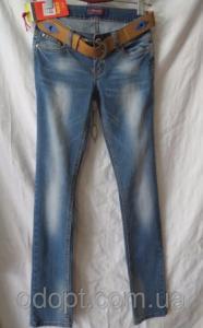 Фото Одежда женская оптом, Джинсы женские Женские джинсы (р.28-33)