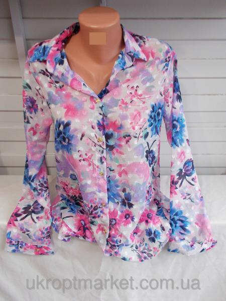 """Женская рубашка """"Kiparis"""" LM-887 №D27774"""