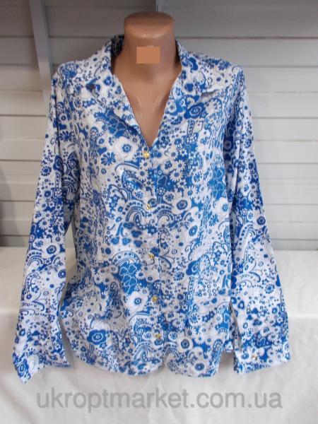 """Женская рубашка """"Kiparis"""" LM-887 №D27776"""