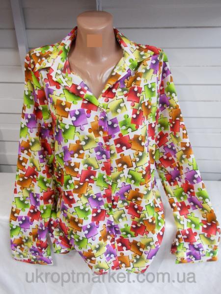 """Женская рубашка """"Kiparis"""" LM-887 №D27777"""