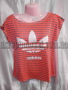 Фото ЖЕНСКАЯ ОДЕЖДА, Футболки женские оптом Женская футболка Батал