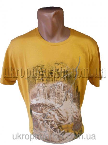 "Мужская футболка ""Dublin"" LB-2110 №C79382"