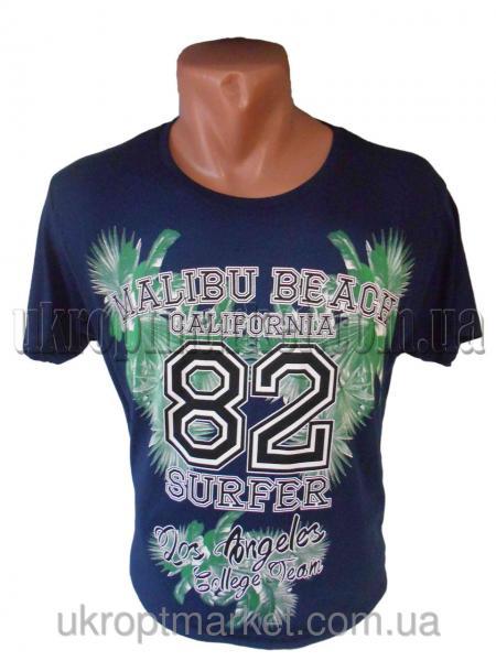 "Мужская футболка ""Dublin"" LB-2110 №C79373"