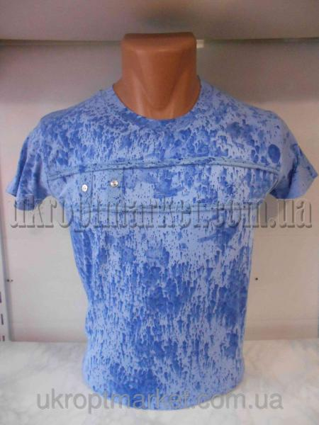 "Мужская футболка ""Dublin"" LB-2110 №C79374"